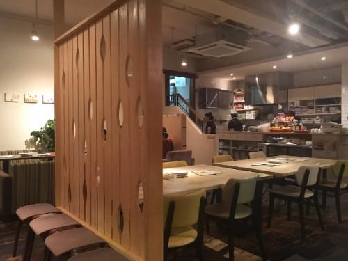 puff cafe(パフカフェ) 店内