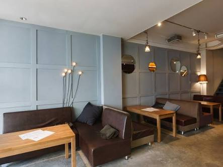 Lounge Cafe bliss(ラウンジカフェブリス) 店内