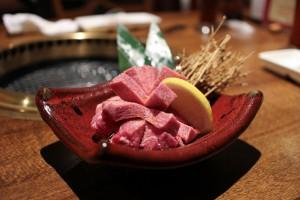 小田井|厚切り生タンが美味しい焼肉屋