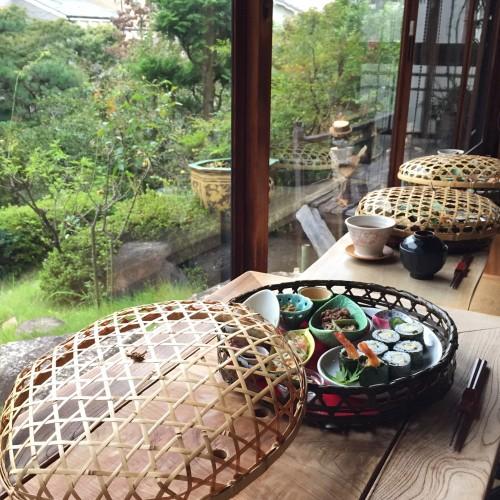 竹籠ランチ