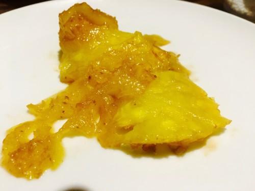 焼きパイナップル(アバカシ)