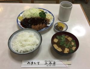 昭和区/桜山エリアで美味しいロース味噌かつを!