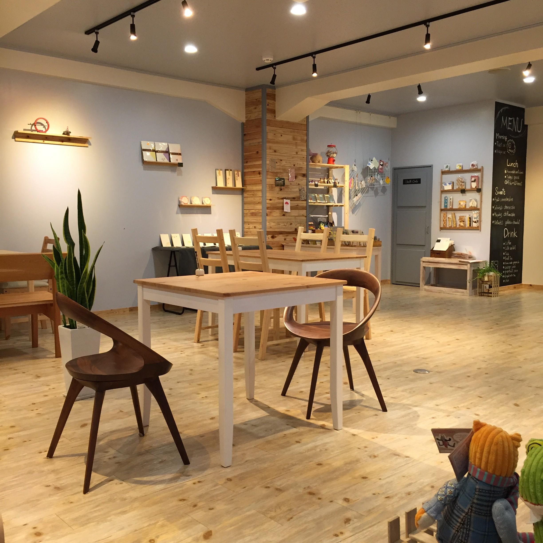 ステキ女子集まれ〜!こんなの初めて「手紙が書けるカフェ」ほっこりできる本山の隠れ家カフェ♪
