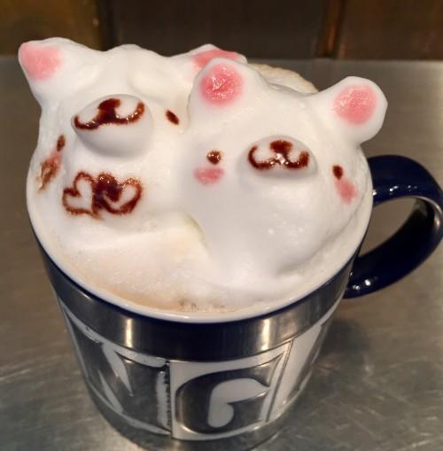 3Dコーヒー