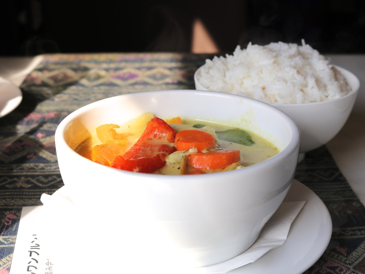 中川区|タイ人シェフが作る本場のタイ料理
