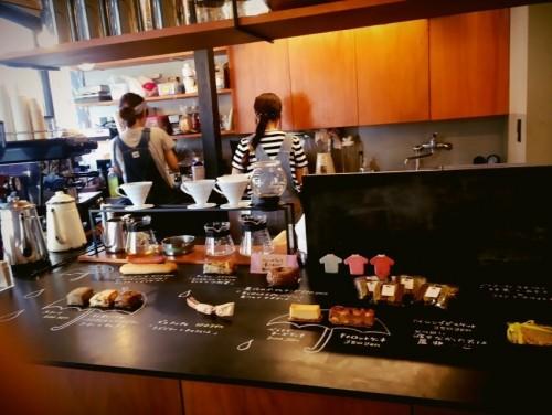 カンノン コーヒー (KANNON COFFEE) 店内