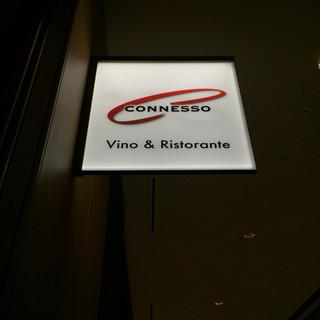 ヴィーノ アンド リストランテ コネッサ(Vino&Ristorante CONNESSO) 外観