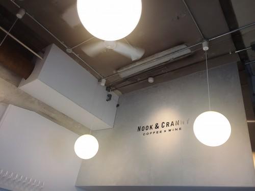 NOOK&CRANNY(ヌーク アンド クラニー)店内