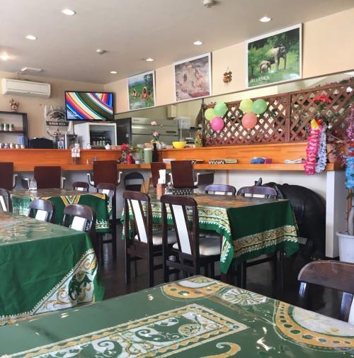 セイロンホスト(Ceylon Host)店内