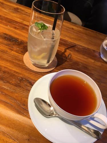 セットの紅茶