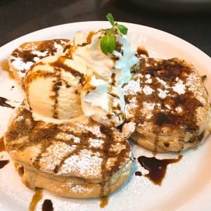名駅|アクセス抜群!名古屋で人気のおしゃれカフェでいただく、ふわくしゅ食感のパンケーキ