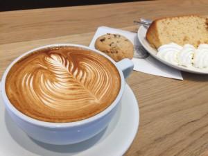 矢場町 買い物ついでにおしゃカフェでコーヒーを