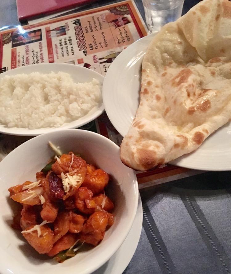中区東別院|デートや女子会でも使えそうな、お洒落ダイニングカフェ&バーのようなインド料理店で至福の味を堪能!