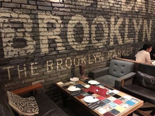THE BROOKLYN MARKET (ザ ブルックリン マーケット) 店内