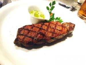 名駅|素敵な夜景とおいしいお肉!連日話題のグルメエリアに出来たアメリカンブラッセリー!