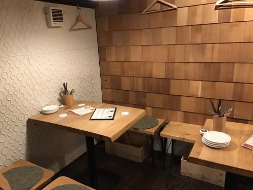 ベヂロカ RENCON(ベヂロカ レンコン)店内
