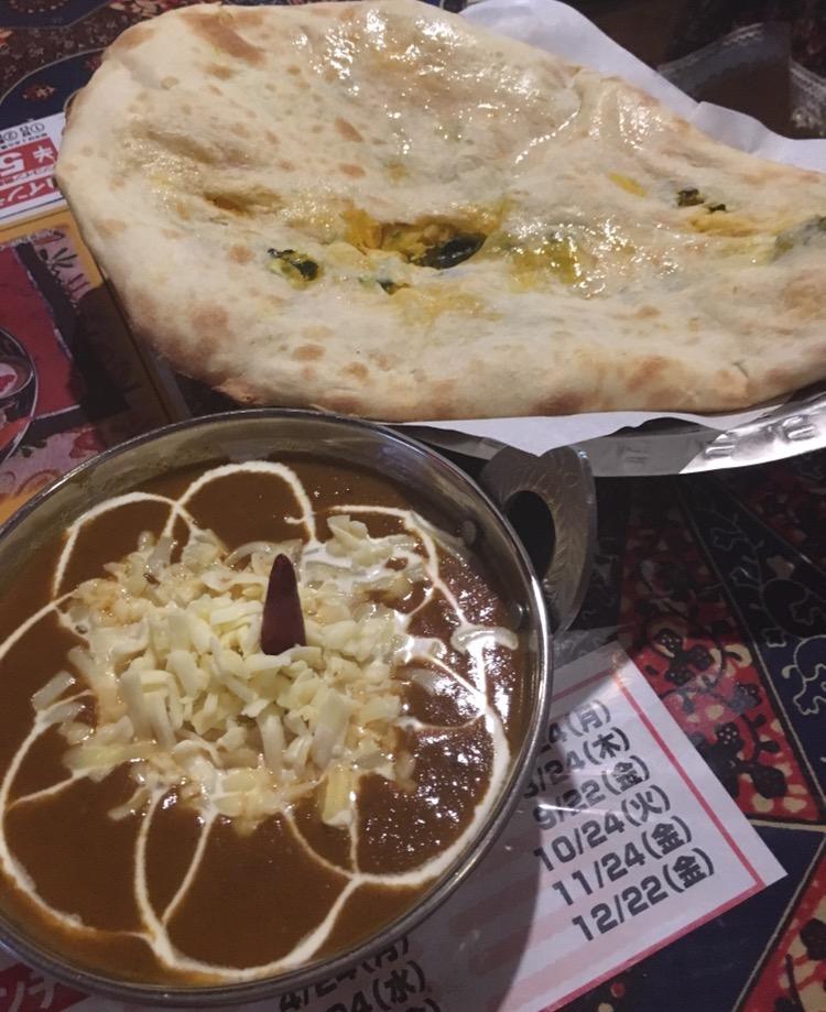 中区上前津|エスニックな雰囲気満点&おしゃべり好きな店長さんがいるインド料理店!