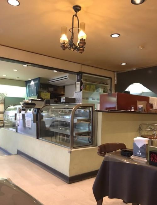 アリアナレストラン(ARIANA Restaurant)店内