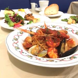 松坂屋名古屋店 有名シェフ監修のカフェで頂ける本格イタリアン