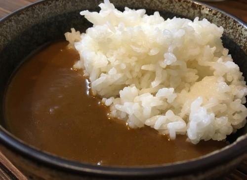 海老麺カレーライス