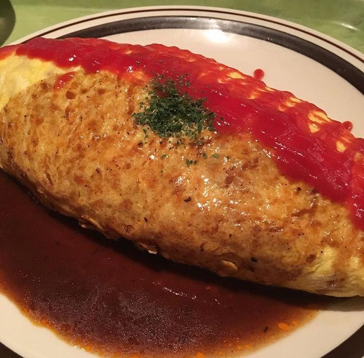 植田山|とんでもないボリューム…名古屋デラ盛りの聖地とも呼ばれる洋食屋さん