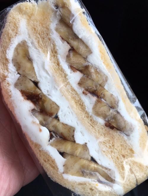 バナナサンド