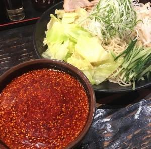 山王|広島グルメ・廣島つけ麺!自分の辛さへの限界にチャレンジしてみませんか?