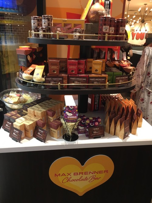 MAX BRENNER CHOCOLATE BAR 名古屋ラシック店 (マックスブレナー チョコレートバー)