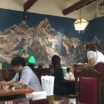 東区森下|世界最高峰・エベレストの絵が店内いっぱいに描かれているインド・ネパール料理店!