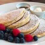名駅|ニューヨークの朝食の女王とも言われるパンケーキ、名古屋初登場です。