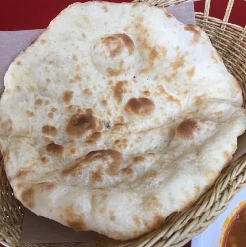 インド料理でいうナン