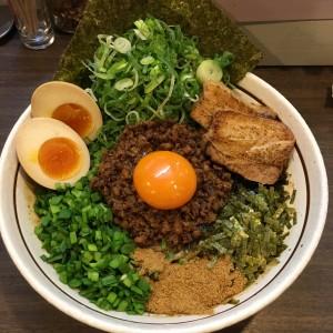 天白区植田山|あの台湾まぜそばの有名店が、自信をもってお届けする濃厚担々麺!