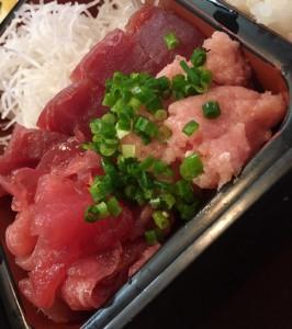 八田 ランチタイムしか営業しない幻のお店で味わう絶品・まぐろ、海鮮料理!