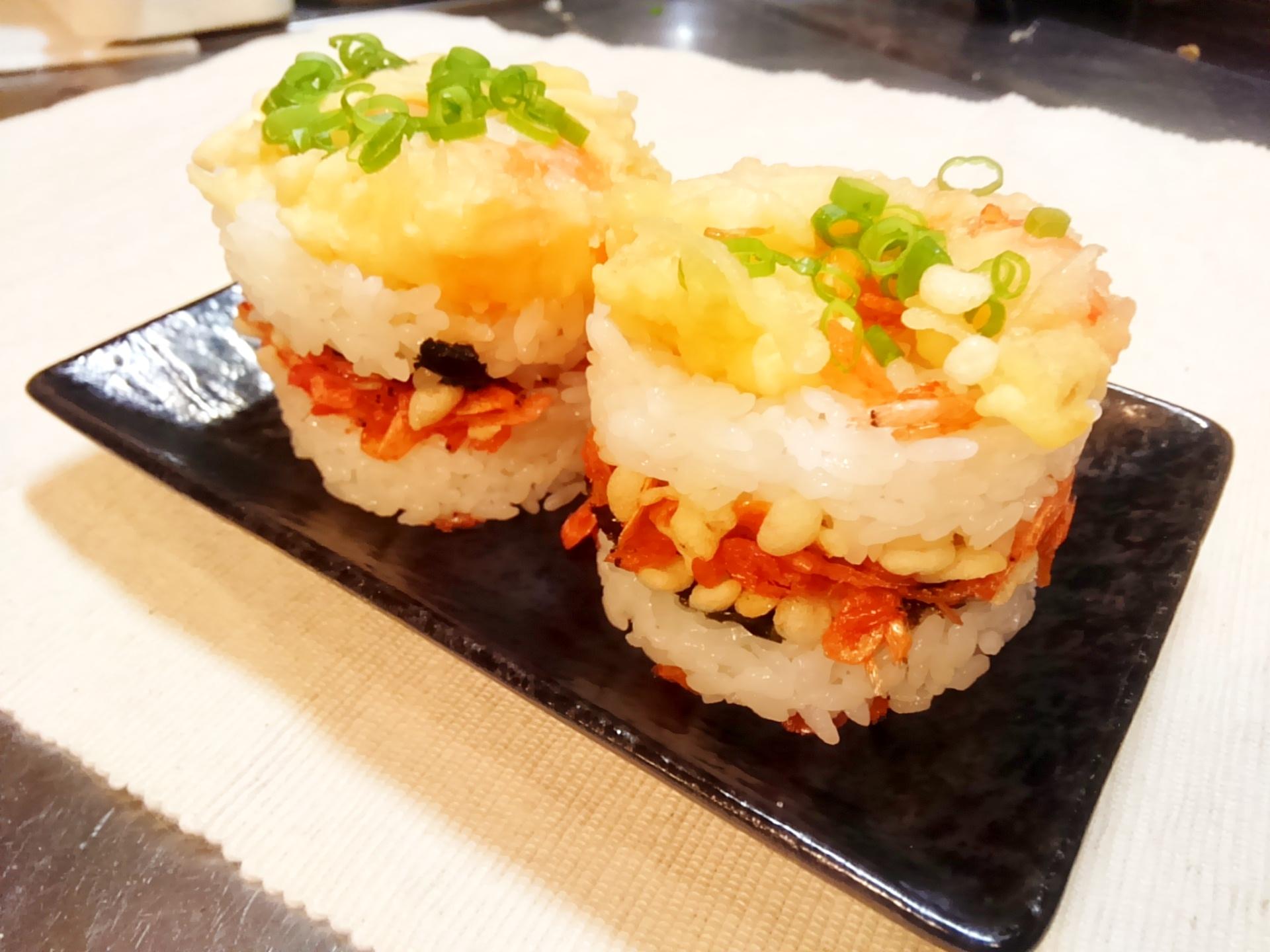 レシピ|名古屋めしをフォトジェニックに!「ケーキ天むす&天むすばず」