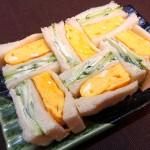 レシピ|名古屋で愛される老舗喫茶店の味を再現!「厚焼き玉子サンドイッチ」