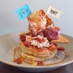 名駅|インスタ好き必見!フォトジェニックなパンケーキが揃うおしゃれカフェ