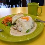 東別院|朝7時オープン!アメリカの定番朝食「ビスケットサンド」が食べられるカフェ