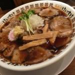中村区名駅|丼を埋め尽くす○○で麺が見えな〜い!ラーメン界の革命児がプロデュースする、東京発の人気ラーメン店!