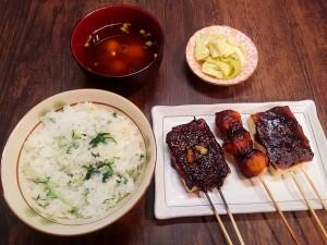 レシピ 伝統の味を家庭でも!お手軽簡単アレンジ版「菜めし田楽」