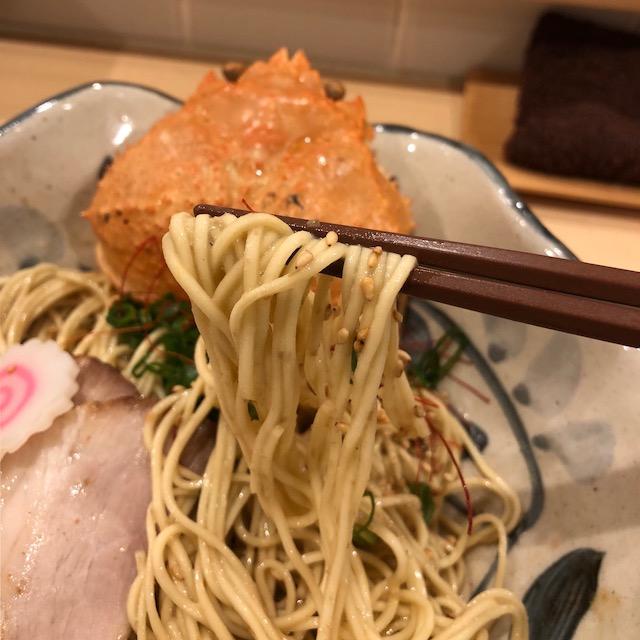 中村区|常滑の味が名駅で!素材にこだわる創作系魚介ラーメン!