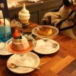 亀島|まるでレプリカみたい!?インスタ映え間違いなし◎レトロ可愛いスイーツが堪能できる喫茶店