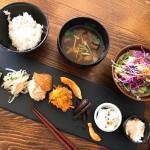 鶴舞|ザ・健康的!野菜をたっぷり使った7種類のおばんざいランチ♪