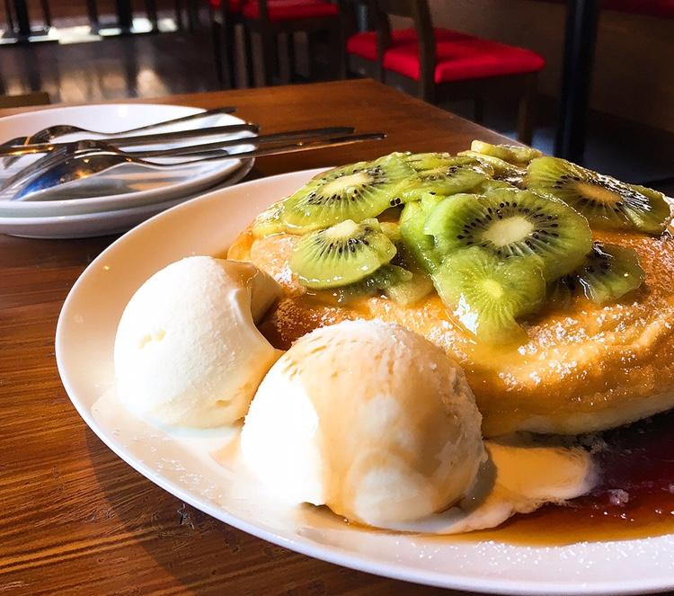 上前津|インスタ映えするふわふわパンケーキが楽しめるカフェ