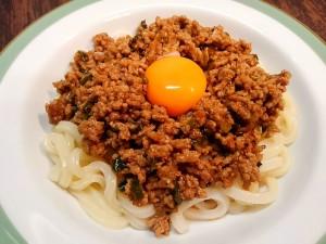 レシピ|包丁もコンロも使いません!「超簡単!5分で出来るレンチンde台湾ミンチ&台湾まぜうどん」