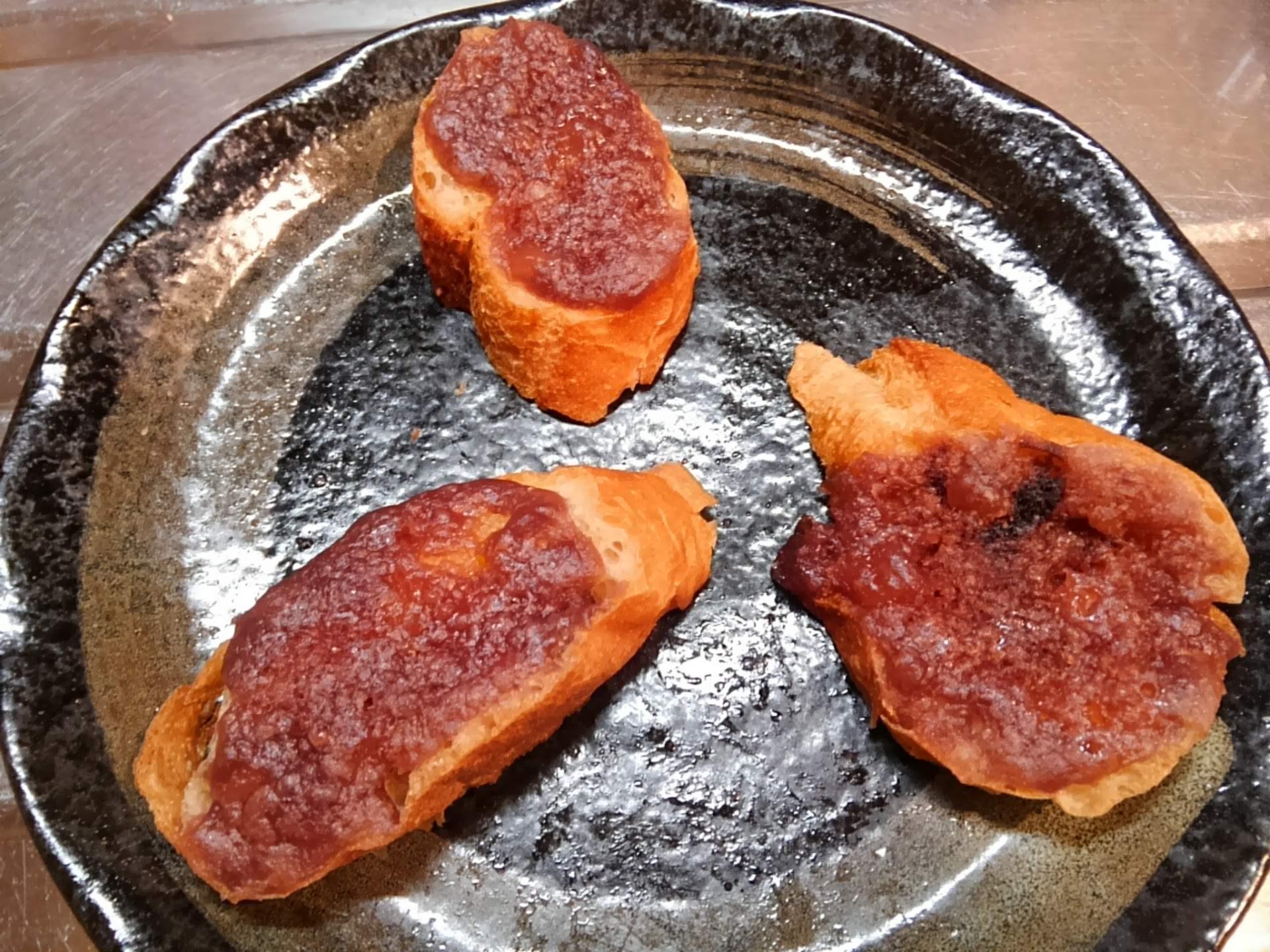 レシピ|名古屋の定番お菓子をご家庭向けにアレンジ「しるこラスク」