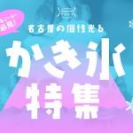 まとめ│かきごーらー必見!名古屋の個性光るかき氷特集