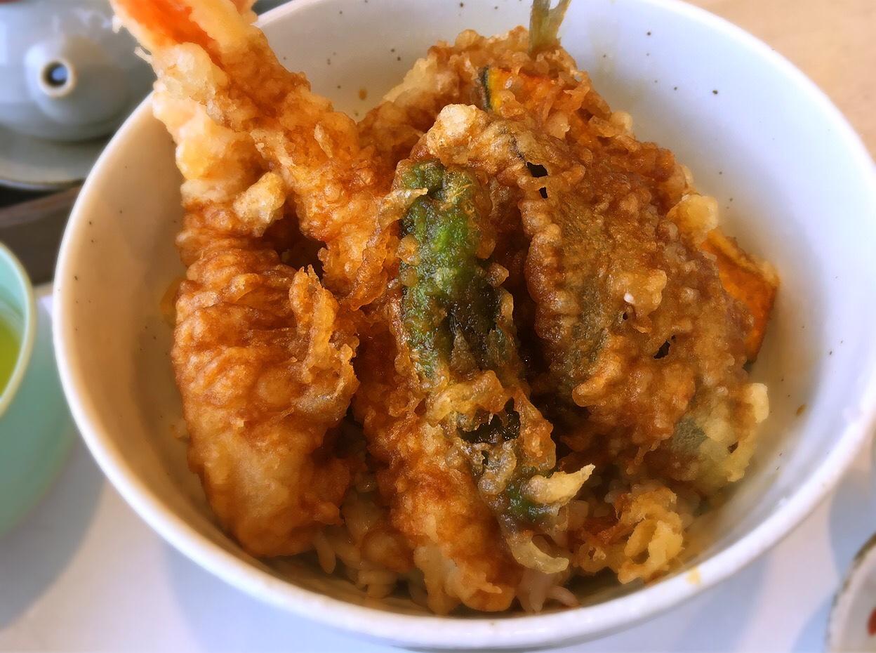 上飯田|美味しい!が二度味わえる隠れ家天麩羅屋さん