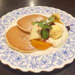 東別院|優雅な気分で味わえちゃう、レトロな喫茶店のパンケーキ