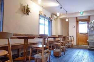 白壁|オープンより約10年、地域に愛され続ける心あたたまるカフェ