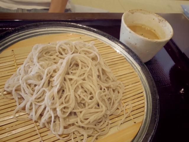 高畑|上質な空間で味わう絶品蕎麦